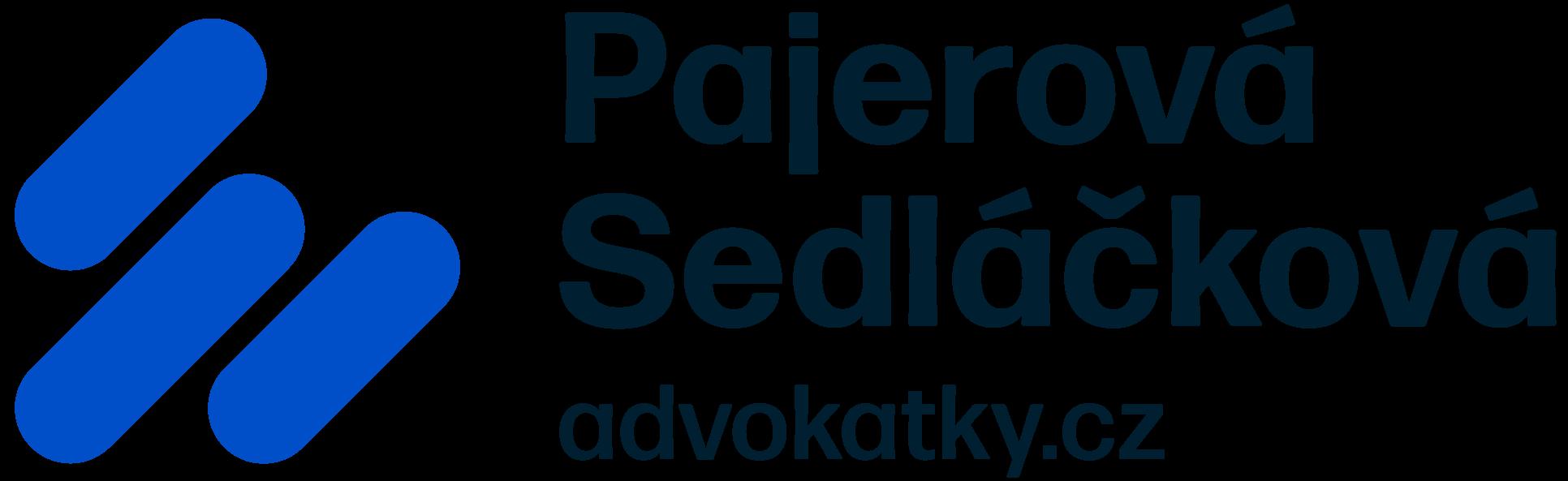 Pajerová Sedláčková ADVOKÁTKY s.r.o.